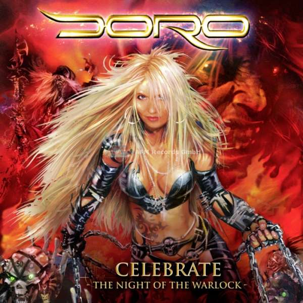 DORO - Celebrate (The Night Of The Warlock)