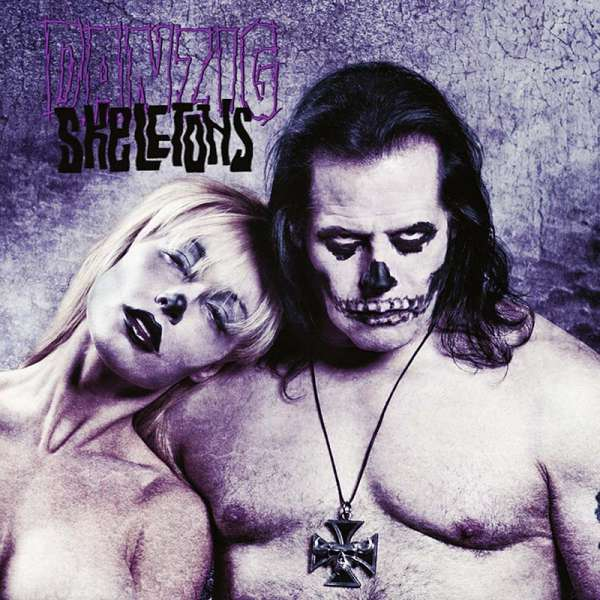 Danzig – Skeletons - CD Digipak