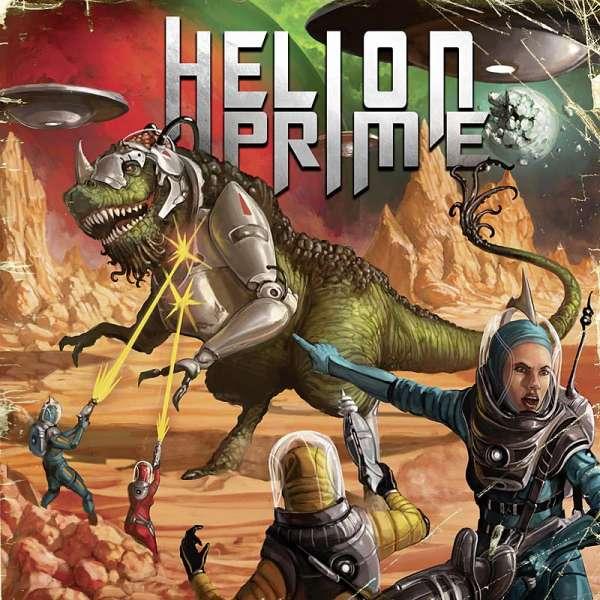 HELION PRIME – Helion Prime - CD Jewelcase