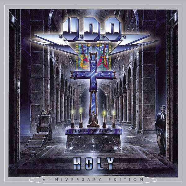 U.D.O. - Holy (Anniversary Edition)