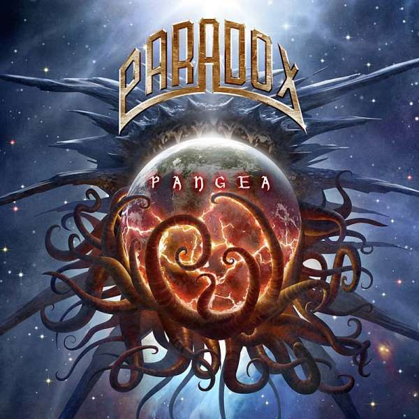 PARADOX – Pangea - CD Jewelcase