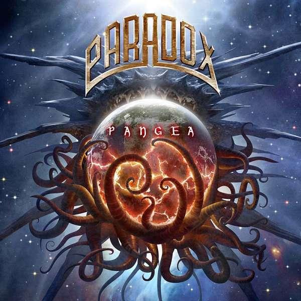 PARADOX – Pangea - CD Jewelcase