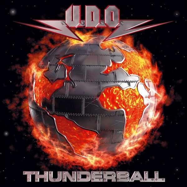 U.D.O. - Thunderball - CD Jewelcase