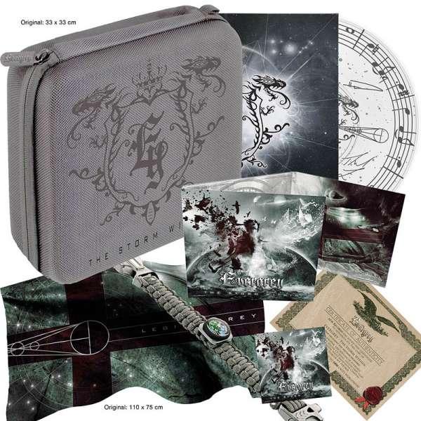 Evergrey - The Storm Within - Ltd. Boxset