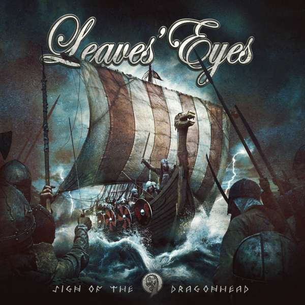 LEAVES' EYES - Sign Of The Dragonhead - Ltd. 2-CD Digibook