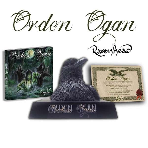 Orden Ogan - Ravenhead (Ltd.Boxset)