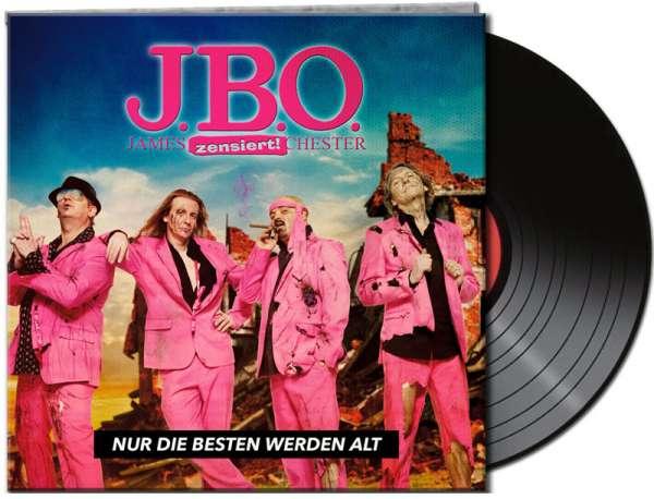 J.B.O. - Nur Die Besten Werden Alt (Ltd.Gatefold/Black Vinyl)