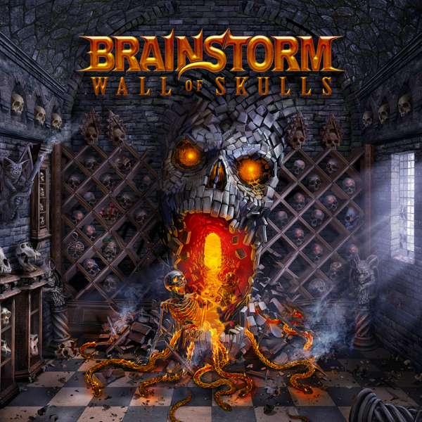 BRAINSTORM - Wall Of Skulls - CD Jewelcase