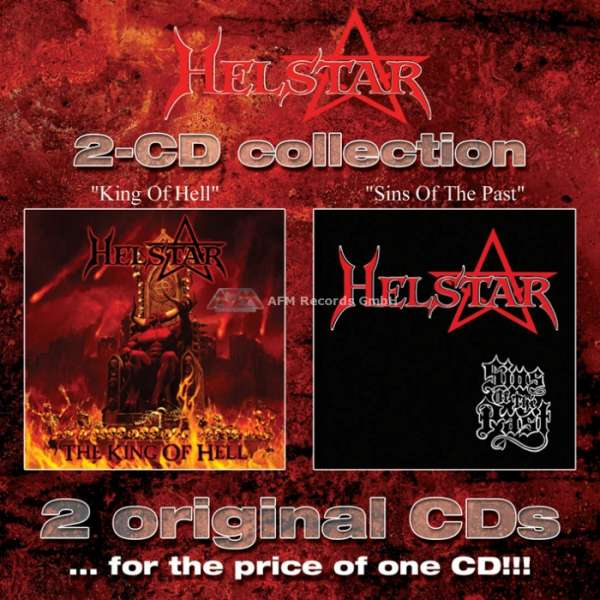 HELSTAR - The King Of Hell Special Edition (2-CD)