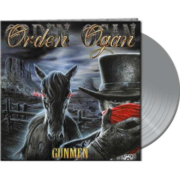 ORDEN OGAN - Gunmen - Ltd. Gtf. Silver Vinyl
