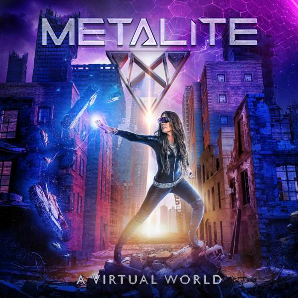 METALITE - A Virtual World - CD Jewelcase
