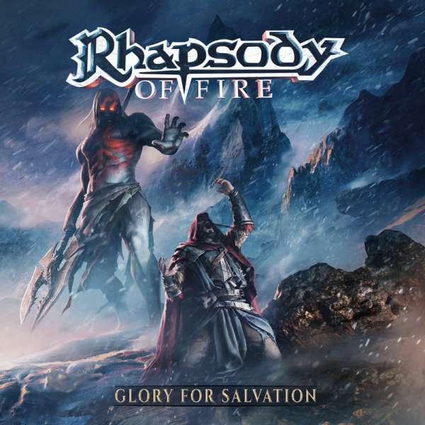 RHAPSODY OF FIRE – Glory For Salvation - Digipak-CD