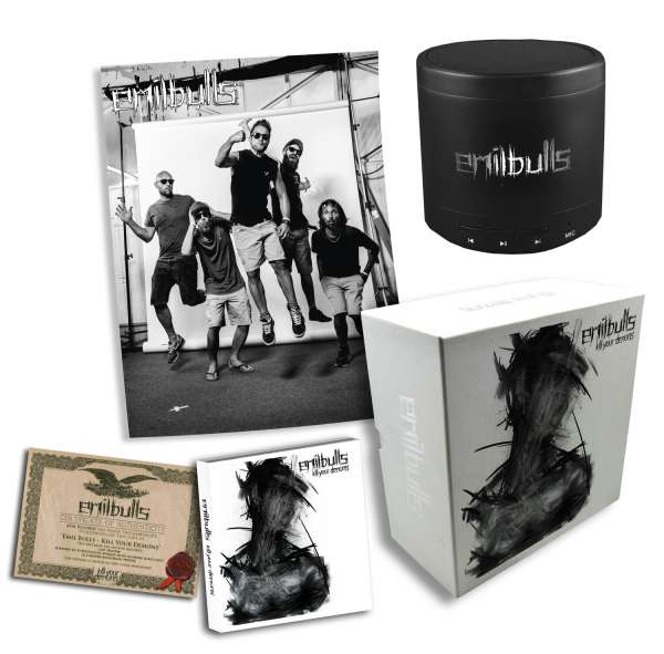 EMIL BULLS - Kill Your Demons - Ltd. Boxset