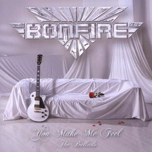 BONFIRE - You Make Me Feel - The Ballads - CD Jewelcase