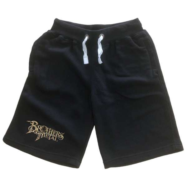 BROTHERS OF METAL - Logo - Shorts Size S