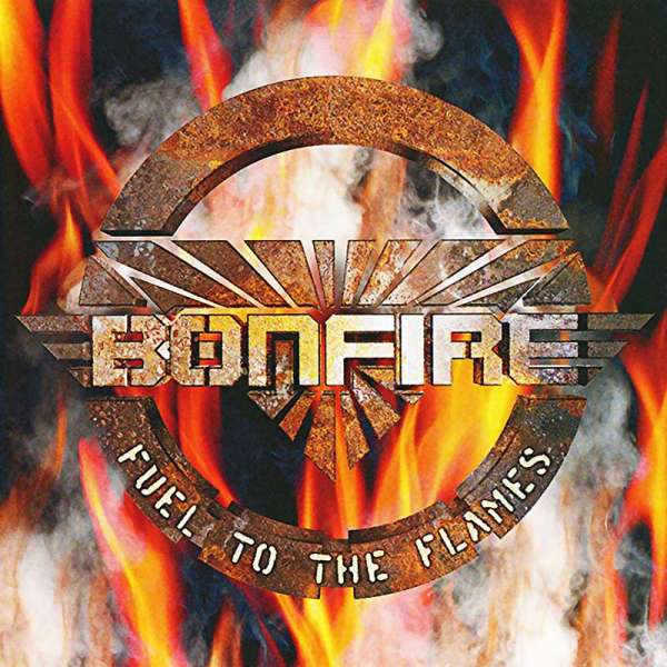 BONFIRE - Fuel To The Flames - CD Jewelcase