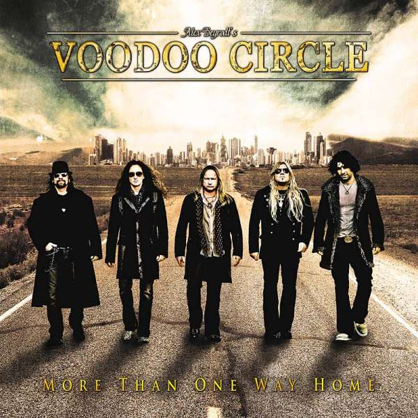 VOODOO CIRCLE - More Than One Way Home (Ltd. Digipak)