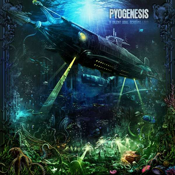 PYOGENESIS - A Silent Soul Screams Loud - Digipak-CD