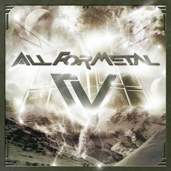 Various Artists - All For Metal-Vol.4