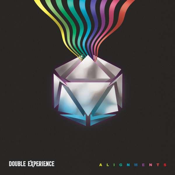 DOUBLE EXPERIENCE - Alignments - Digipak-CD