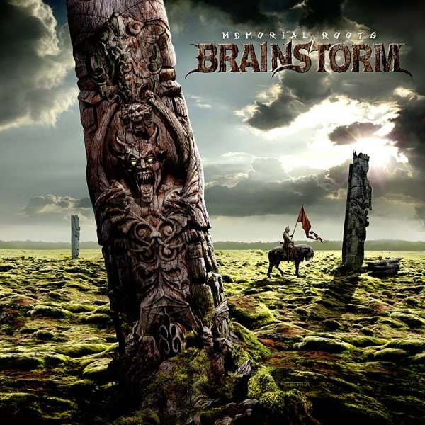 BRAINSTORM - Memorial Roots - Ltd. Digipak-CD