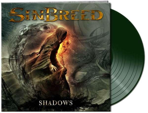 SINBREED - Shadows (Gtf. Green Vinyl)
