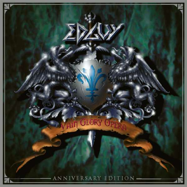 EDGUY - Vain Glory Opera (Anniversary Edition) - Digipak CD