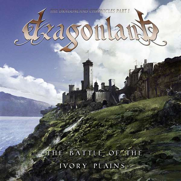 Dragonland - The Battle Of The Ivory Plains - (CD-Jewelcase Re-Release)