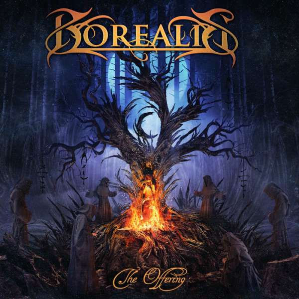 BOREALIS - The Offering - CD Digipak