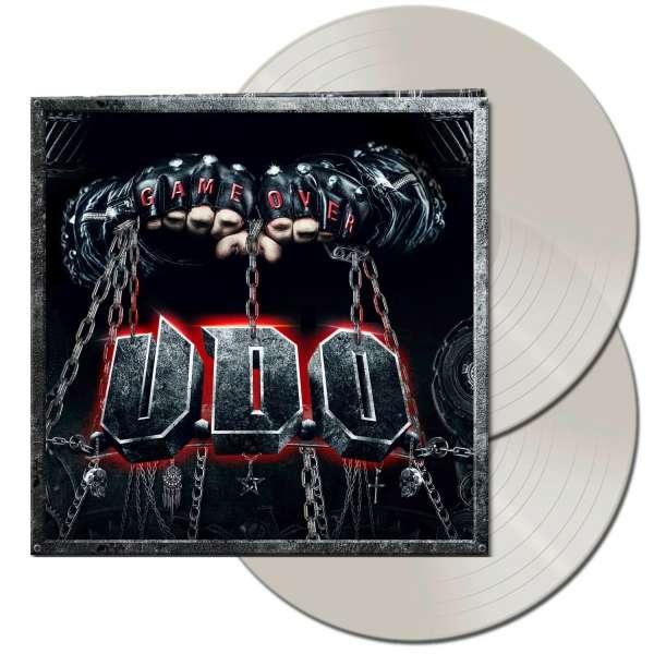 U.D.O. - Game Over - Gatefold BONE 2-LP