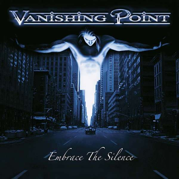 VANISHING POINT - Embrace The Silence - CD Jewelcase (Re-Release)