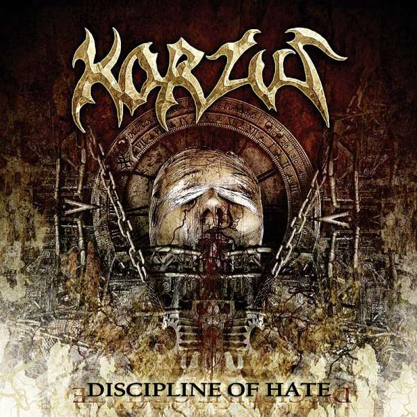 KORZUS - Discipline Of Hate - CD