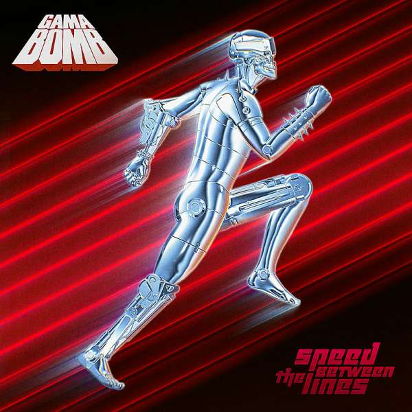 GAMA BOMB - Speed Between The Lines - CD Jewelcase