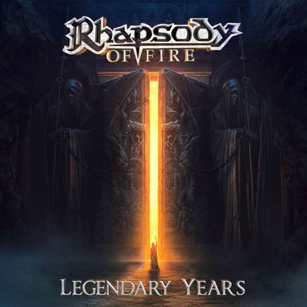 RHAPSODY OF FIRE - Legendary Years - Digipak