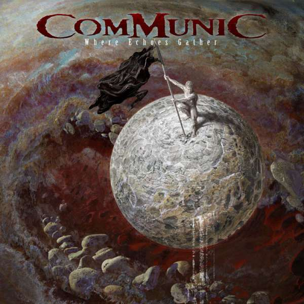 COMMUNIC - Where Echoes Gather - Ltd. Digipak