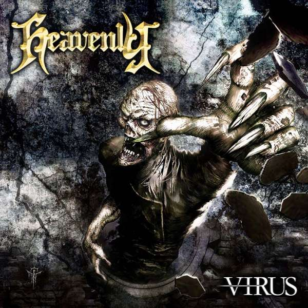 HEAVENLY - Virus - CD