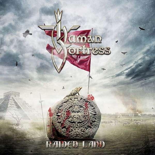 HUMAN FORTRESS - Raided Land - CD