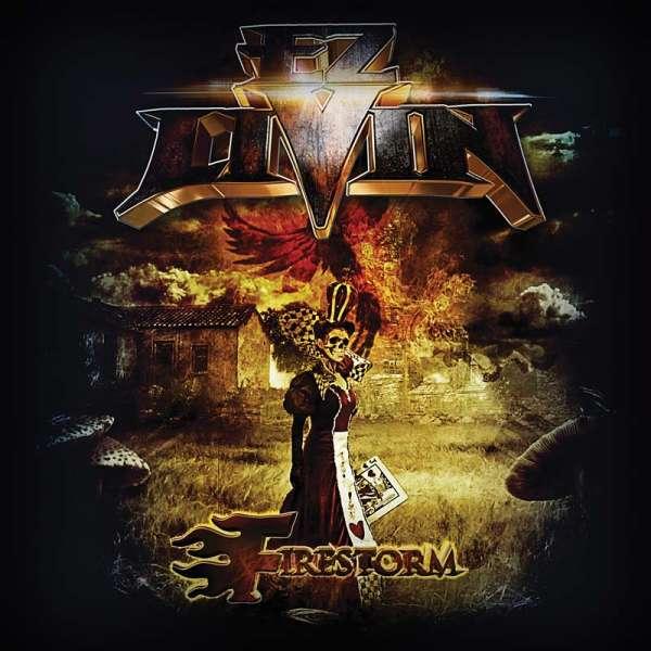 EZ LIVIN' - Firestorm - CD Jewelcase