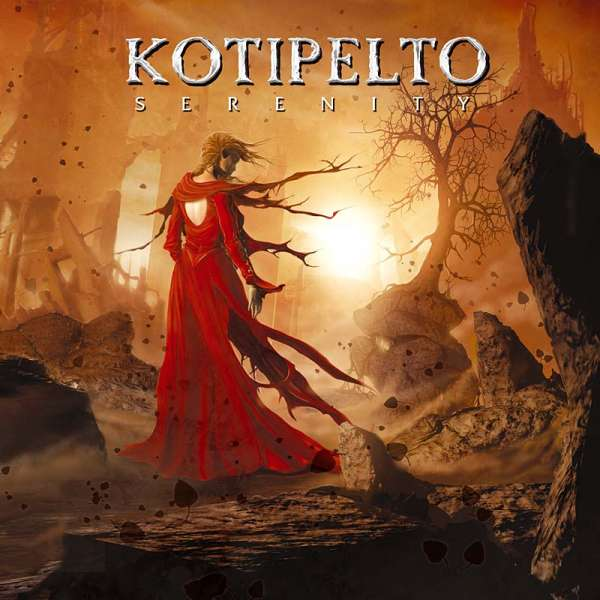 KOTIPELTO - Serenity (Ltd. Digipak-CD)