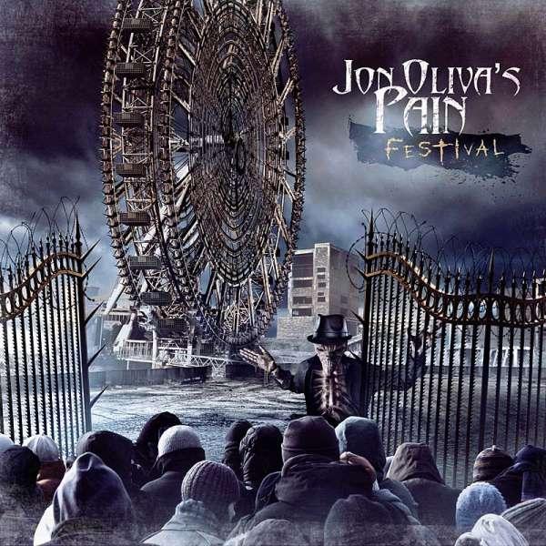 JON OLIVA'S PAIN - Festival - Ltd. Digipak-CD
