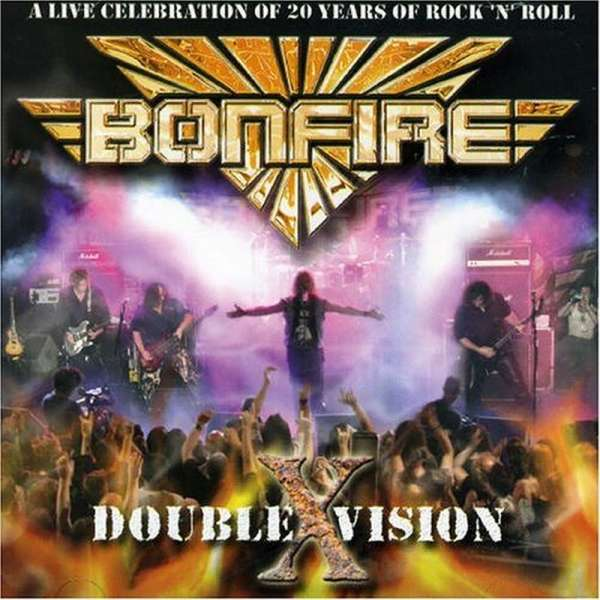 BONFIRE - Double X Vision - DVD