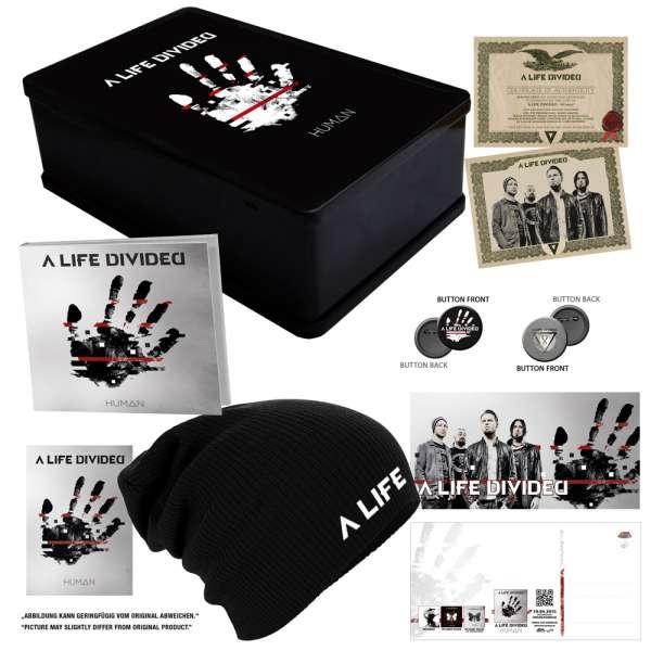 A Life Divided - Human - Ltd.Boxset