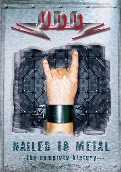 U.D.O. - Nailed To Metal (DVD)