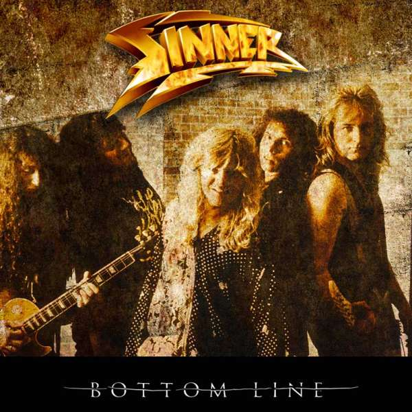 SINNER - Bottom Line - CD