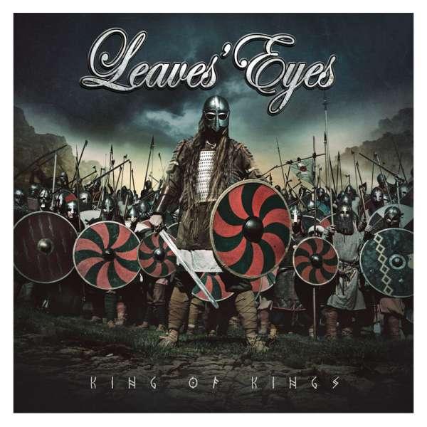 LEAVES' EYES - King Of Kings - CD Jewelcase