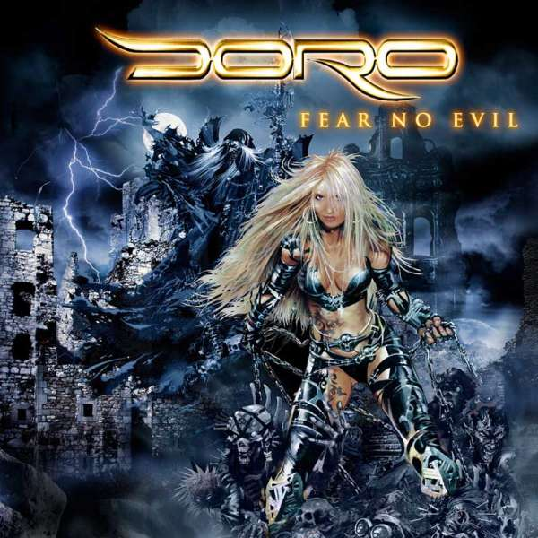 DORO - Fear No Evil - Ultimate Collector's Edition