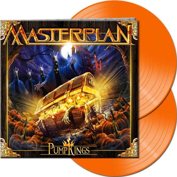 MASTERPLAN - PumpKings - Ltd. Gtf. Orange 2-Vinyl