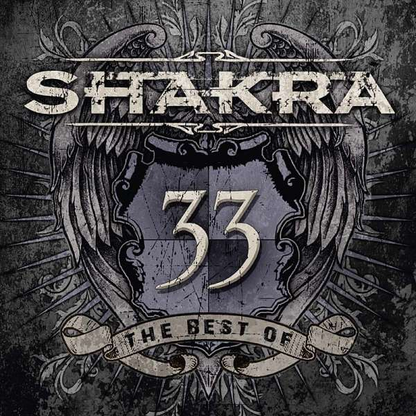 SHAKRA - 33 - The Best Of (2CD - Digi)