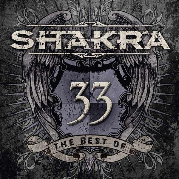 SHAKRA - 33 - The Best Of (2CD - Digi)