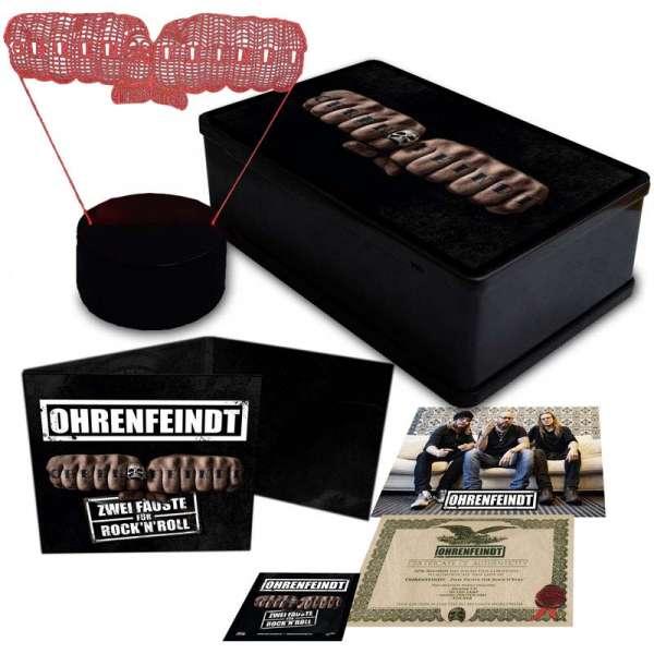 OHRENFEINDT – Zwei Fäuste Für Rock'n'Roll - Ltd. Boxset
